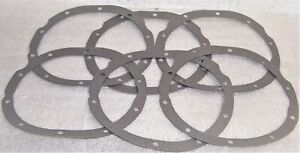 LOT OF 6 FORD 9 INCH REAR HOUSING GASKETS  FREE SHIPPING