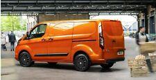"Locks Nuts inc 18"" M Sport Black Alloy Wheels XL Tyres Ford Transit Custom Van"