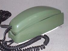 Wählscheibe Telefon DFeAp 390 Manhattan Wandtelefon Wandapparat Moosgrün TAE