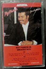 Ray Parker Jr.:  Greatest Hits (Cassette, 1982, Arista) NEW