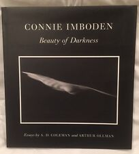 SCARCE BEAUTY OF DARKNESS SIGNED BY CONNIE IMBODEN, Hardcover W/ DJ