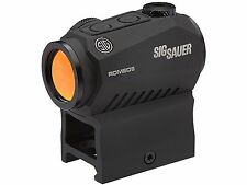 Sig Sauer ROMEO 5 Red Dot Sight Rifle Scope 2 MOA Dot Reticle sor52001