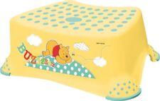 Disney Winnie l'ourson jaune pour enfants jusqu'à 100 kg Coup de pied TABOURET