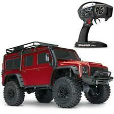 Traxxas TRX4 TTRX-4 Land Rover Defender RTR  #82056 OZRC JL