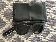 Quay After Hours Sunglasses - BLK/SMK Matte Black