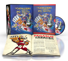 OPERA COMPLETA BOX COFANETTO 23 DVD I CAVALIERI DELLO ZODIACO GAZZETTA SPORT