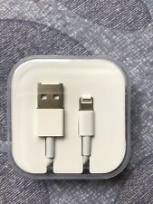 Genuine Durable Lightening iphone USB Charging Cable For Iphones, ipads 1M
