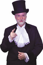 Morris Costumes Polyester Jabot And Cuffs Colonial White One Size. AB62
