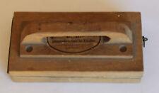 ancien nettoie - couteau idéal b.l.
