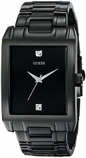 Guess Man Bracelet Watch Hombre Reloj Pulsera Diamond Steel Case Hand Crystal