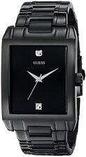 Guess Man Bracelet Watch Hombre Reloj Pulsera Diamond Steel Case Hand Crystal