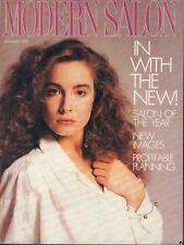 Modern Salon Magazine January 1989 In With The New 091317nonjhe