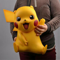 1/1 Pikachu Statue Model GK Pokémon Resin/PVC Collections New