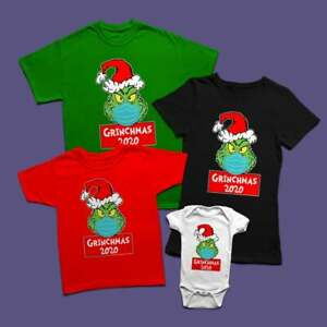 CHRISTMAS 2020 Festive Funny Shirts For The Fam!