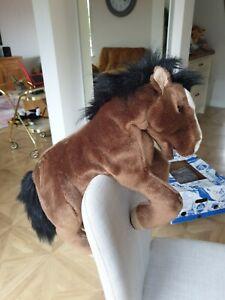 Folkmanis Horse Puppet.        Pl