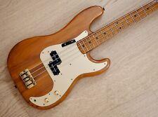 1980s Fernandes Power Bass FPB-120 Vintage P-Bass Koa Body, Japan