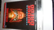 JUDGE DREDD DVD