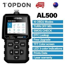 TOPDON Car OBD2 Scanner Car Code Reader Diagnostic Reset Scan Tool For Holden