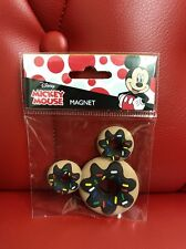 Disney Mickey Mouse Magnet: Mickey Donut (TKP)