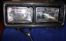 86 ROLLS ROYCE SILVER SPUR MARK I FRONT right pass SIDE HEADLIGHT LAMP ASSY