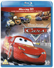 Cars 3D+2D Blu-Ray NEW BLU-RAY (BUY0211901)