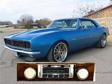 NEW USA-630 II* 300 watt 67-68 Camaro WOOD Dash AM FM Stereo Radio iPod USB Aux