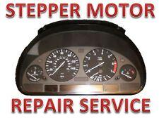 BMW 7-ser E38, 5-ser E39, X5 E53 Instrument Cluster Stepper Motor Repair Service