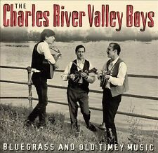 Bluegrass and Old Timey Music * by The Charles River Valley Boys (CD,...