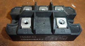 TOSHIBA 75Q6P43 3 PHAZE RECT MOD 1200V 75A