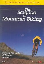 THE SCIENCE OF MOUNTAIN BIKING -PUSHING THE LIMITS- DVD