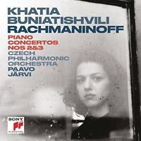 Khatia Buniatishvili - Rachmaninoff: Piano Concerto No. 2 In C Minor, O (NEW CD)