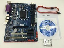 Intel H55 Micro ATX DDR3 Computer H55 Motherboard LGA 1156 HDMI/VGA  Socket H