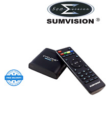 Sumvision Cyclone Micro 4 HD Media Player Network Streamer Miracast DLNA 1080P