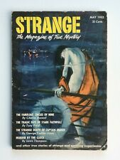 Strange Magazine US digest - May 1952 - Occult, Weird and Strange Tales - RARE