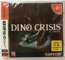 DINO CRISIS DC Dreamcast JAP
