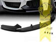 Frontspoiler Spoilerlippe Spoiler für BMW F22 Coupe F23 Cabrio für M-Paket