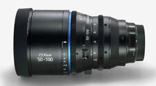 Cinematics Cine sigma 50-100mm f1.8 T2.0 EF for red raven scarlet epic bmcc ursa