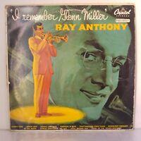 """Ray Anthony – I Remember Glenn Miller (Vinyl, 12"""", LP, Album)"""