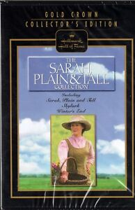 Sarah Plain and Tall , Skylark , Winter's End  Hallmark collection box set NEW