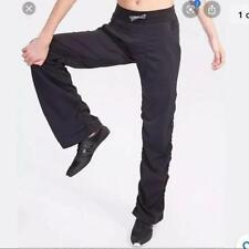 Lululemon IVIVVA Live To Dance Black Active Pants Girls Sz 10