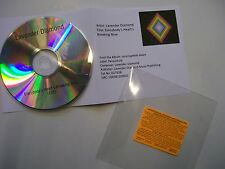 LAVENDER DIAMOND Everybody's Heart's Breaking  2012 UK CD PROMO Folk Rock