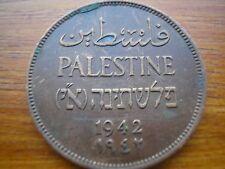 Palestina Coin 1942
