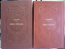 Niccolò Tommaseo, Dell'Italia libri cinque (Classici Italiani con Note), Ed. ...