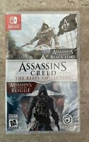 Assassins Creed: The Rebel Collection for Nintendo Switch SEALED / FAST SHIPPING