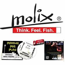 MOLIX FISHING DVD FISHING FOR FUN""""