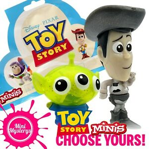 Toy Story Minis Andy's Toy Chest *CHOOSE YOURS* Blind Bags Babyface Janie Lenny