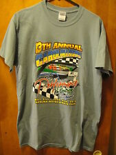 FORD MUSTANG CLUB Carolina Regional 13th Annual 2013 T Shirt Medium Blue