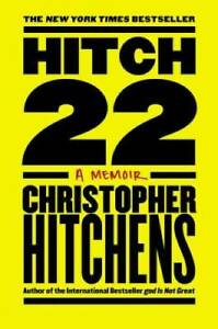 Hitch-22: A Memoir - Hardcover By Hitchens, Christopher - GOOD