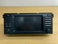 Genuine Used BMW Navigation System Head Unit X5 E53 6980246