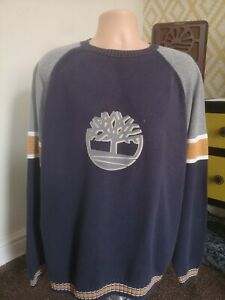 Vintage Timberland Knitted Jumper Size 2XL